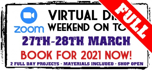 Virtual Dirty Weekend - 27-28th March 2021