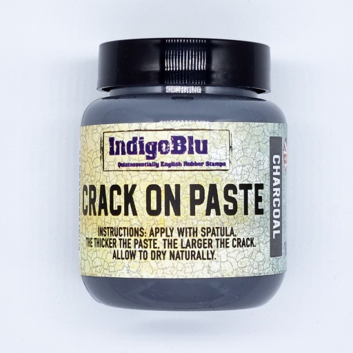 IndigoBlu Crack on Paste - Charcoal - 100ml