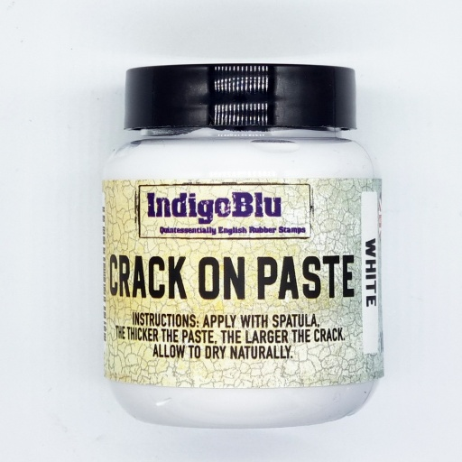 IndigoBlu Crack on Paste - White - 100ml