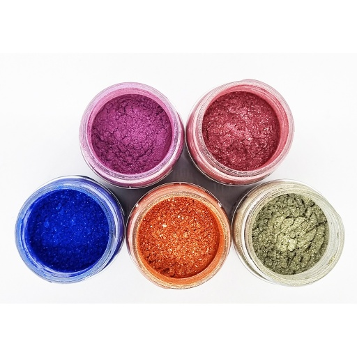 Luscious Pigment Powder - Juicy Set (5x25ml)