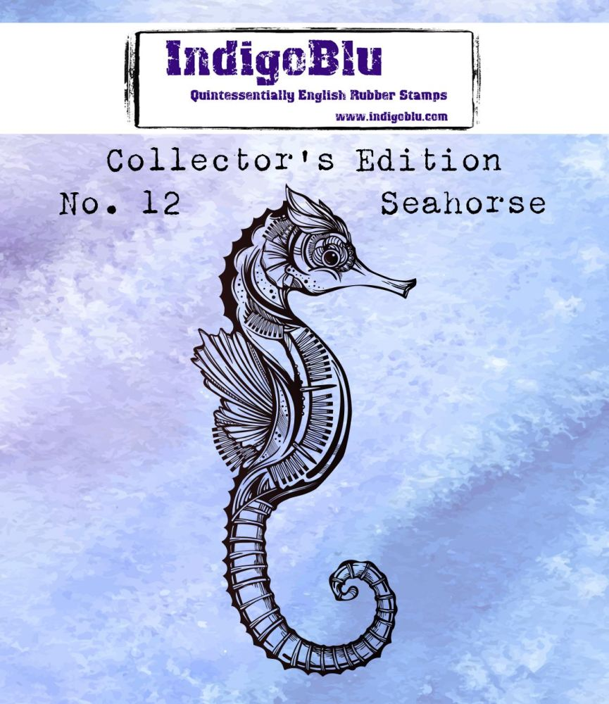 Collectors Edition - Number 12 - Seahorse