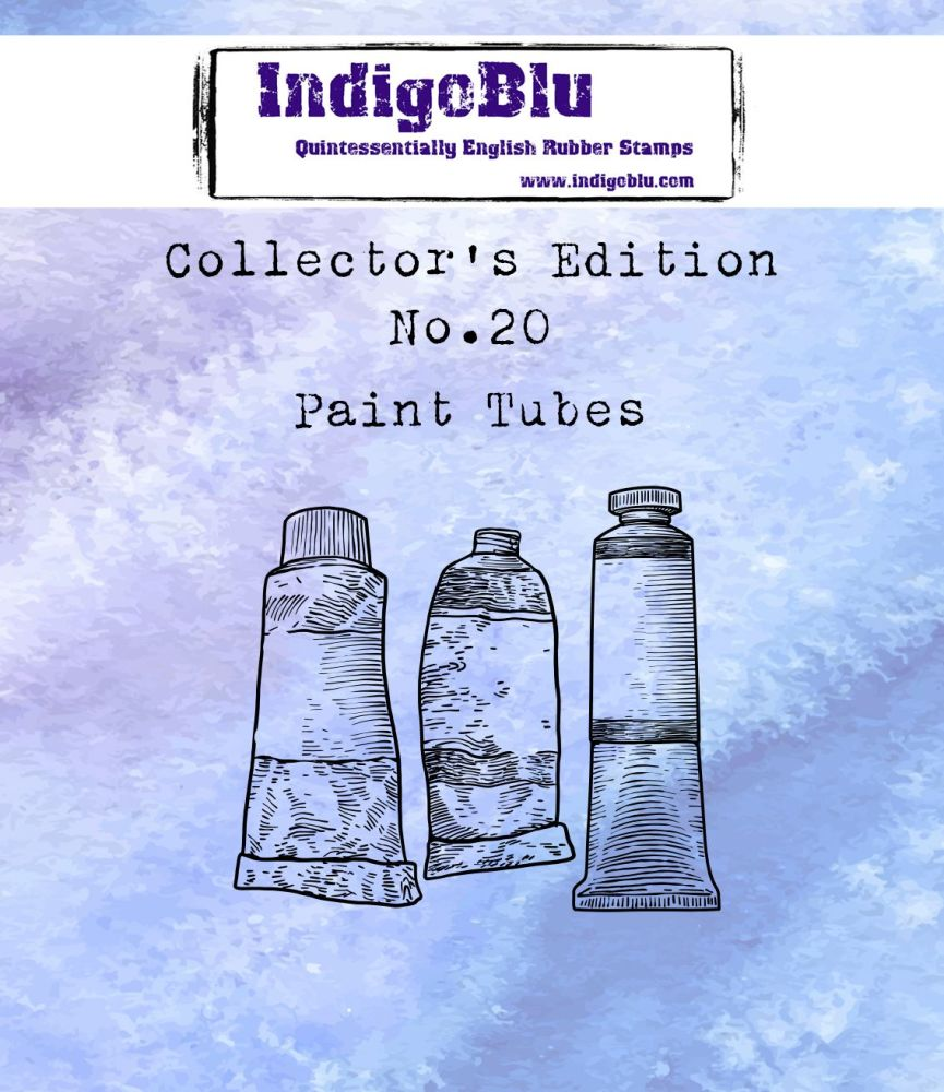 Collectors Edition - Number 20 - Paint Tubes