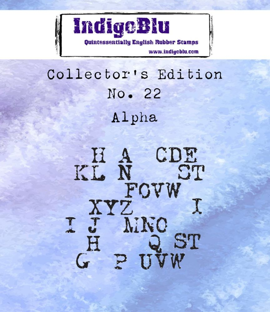Collectors Edition - Number 22 - Alpha