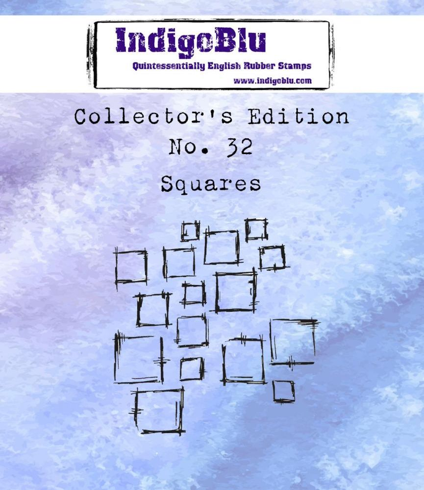 Collectors Edition - Number 32 - Squares