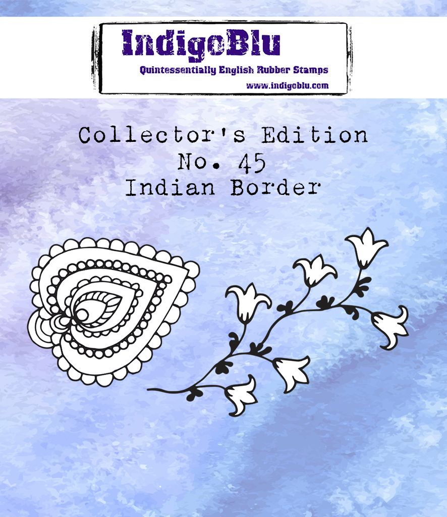 Collectors Edition - Number 45 - Indian Border