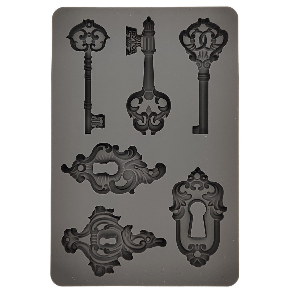Silicon Key Moulds