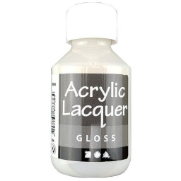 Acrylic Lacquer - 100ml - Gloss