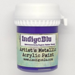 Artists Metallic Acrylic Paint - Aladdin (20ml)