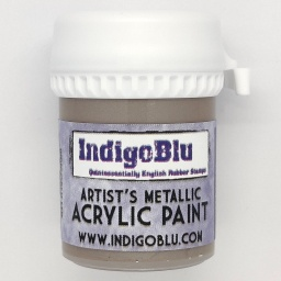 Artists Metallic Acrylic Paint - Little Minx