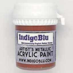 Artists Metallic Acrylic Paint - Miss Moneypenny