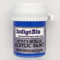 Artists Metallic Acrylic Paint - Sleeping Beauty (20ml)