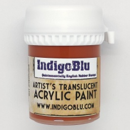 Artists Translucent Acrylic Paint - 22 Carrot Gold