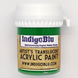 Artists Translucent Acrylic Paint - Fresh Cut Grass