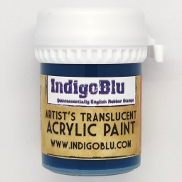 Artists Translucent Acrylic Paint - Sargasso Sea