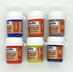 Artists Translucent Acrylic Paint - Set 1 (6x20ml)
