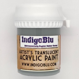 Artists Translucent Acrylic Paint - Welsh Slate