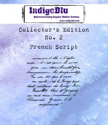 Collectors Edition - Number 2 - French Script