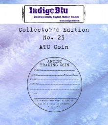 Collectors Edition - Number 23 - ATC Coin
