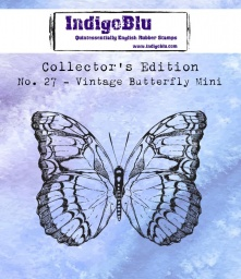Collectors Edition - Number 27 - Vintage Butterfly mini