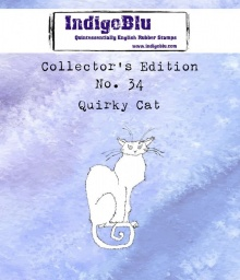 Collectors Edition - Number 34 - Quirky Cat
