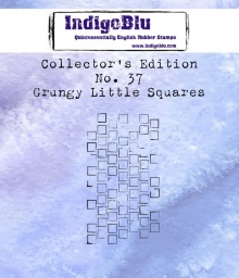 Collectors Edition - Number 37 - Grungy Little Squares