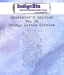 Collectors Edition - Number 38 - Grungy Little Circles