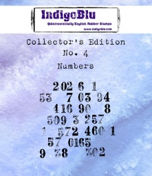 Collectors Edition - Number 4 - Numbers