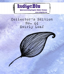 Collectors Edition - Number 44 - Swirly Leaf