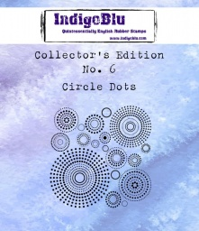 Collectors Edition - Number 6 - Circle Dots