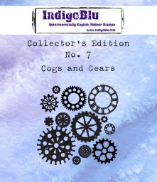 Collectors Edition - Number 7 - Cogs and Gears
