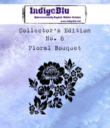 Collectors Edition - Number 8 - Floral Bouquet