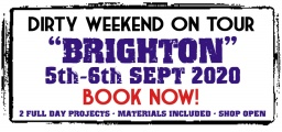 Dirty Weekend - Brighton 5-6th September 2020 (Deposit)
