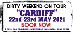 Dirty Weekend - Cardiff 22-23rd May 2021 (Deposit)