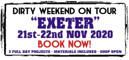 Dirty Weekend - Exeter 21-22nd November 2020 (Deposit)