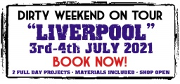 Dirty Weekend - Liverpool 3-4th July 2021 (Deposit)