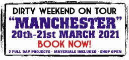 Dirty Weekend - Manchester 20-21st March 2021 (Deposit)
