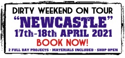 Dirty Weekend - Newcastle 17-18th April 2021 (Deposit)