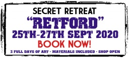 Dirty Weekend - Retford Secret Retreat 25-27th September 2020 (Deposit)