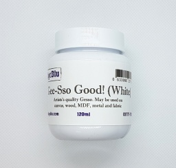 IndigoBlu Gee-Sso Good Gesso - White
