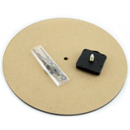 Large Clock Kit (280mm diameter) with mechanism and hands
