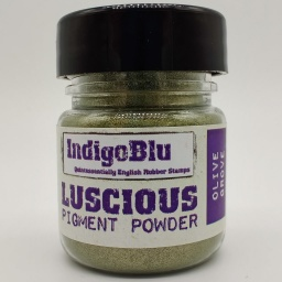 Luscious Pigment Powder - Olive Grove (25ml)